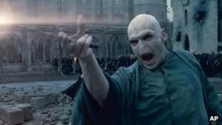 Still from Harry Potter