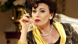 Tracie Bennett in End of the Rainbow