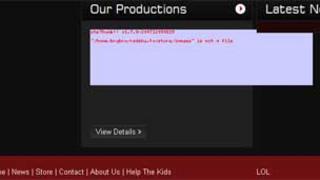 Screengrab of RedSky webpage
