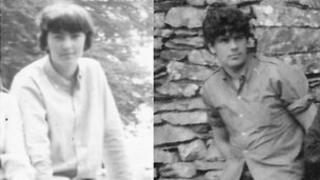 Angela Shadrack and Ian Hutt in 1965