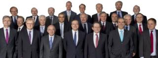 ECB governing council
