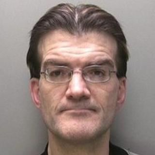 Victim Gary Alan Hayes