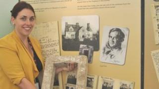 Heledd Fychan, Amgueddfa Genedlaethol Cymru