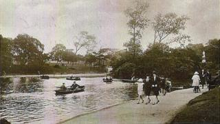 Boating Lake, Sefton Park