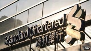 Standard Chartered conducts more than three-quarters of its business in fast-growing Asia