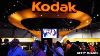 Kodak stand