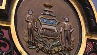 Govan's coat of arms