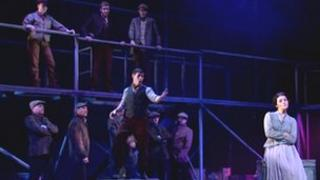Titanic Boys musical