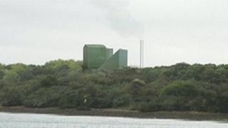 How the Cowes asphalt plant could look