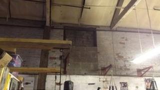 Inside the John Bosco boxing club, west Belfast where Olympic medalist Michael Conlon trains