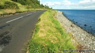 Ballygally Road