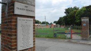 Hungerford memorial