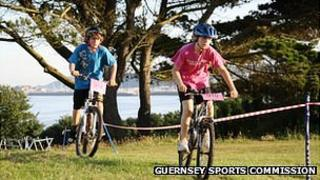 Guernsey Sports Commission: Mountain Biking as part of the Quids In Programme