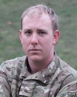 Lance Corporal Matthew Smith