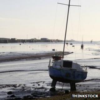 Yacht in Barrow-in-Furness. Pic: Thinkstock