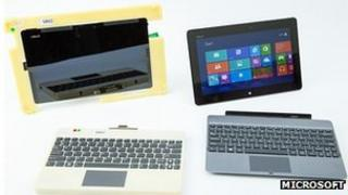 Windows RT computers