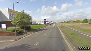 Bankhead Drive