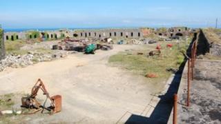Fort Albert