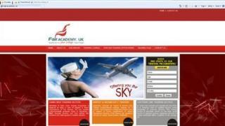 Fair Airways website