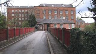 Darley Abbey toll bridge