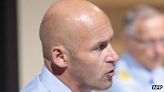 Oeystein Maeland. Photo: 13 August 2012