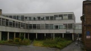 Site of the former City of Bristol College