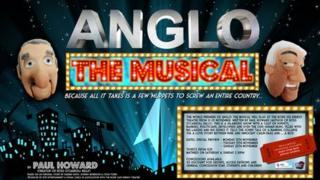 Anglo The Musical poster