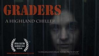 Graders festival poster