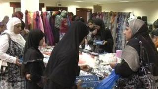 Eid Eve celebration in Coventry