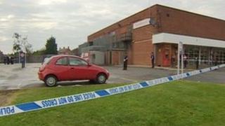 Sainsbury's car park, Balderton