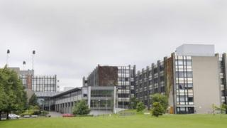 University of Ulster's Jordanstown Campus