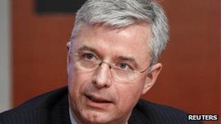 Hubert Joly is Best Buy's new chief executive