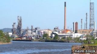 Stanlow Manufacturing Complex