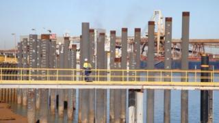 Port, Port Hedland, 8 July 2012