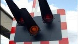 Generic image of level crossing