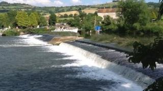 Saltford Weir