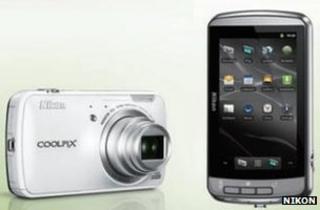 Nikon S800c