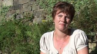 Jayne Fenton, parent of two deaf children