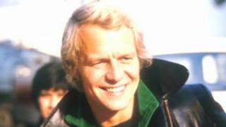David Soul as he looked during the 1970s