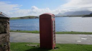 Canna phone box