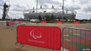 The Paralympic Park