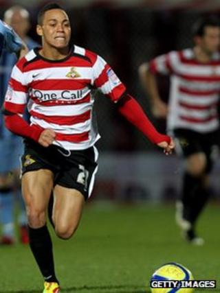 Kyle Bennett, Doncaster Rovers player