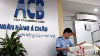 Asia Commercial Bank's Hanoi branch