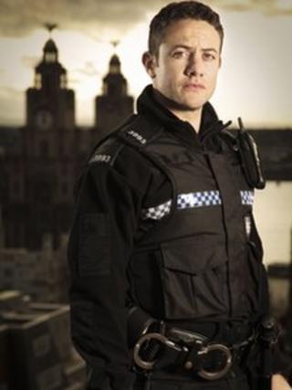 Warren Brown in Good Cop