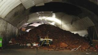 Dingle tunnel