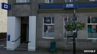 Royal Bank of Scotland in Carnoustie