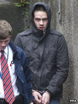 Rapist Graham Brown