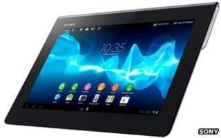 Sony's Xperia Tablet S