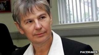 Dr Annabel Scott