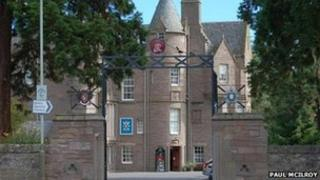 Black watch museum